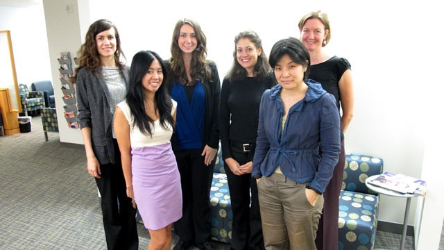 PHOTO: The counseling staff at New York University?s Military Family Center treat the whole family, not just the soldier.