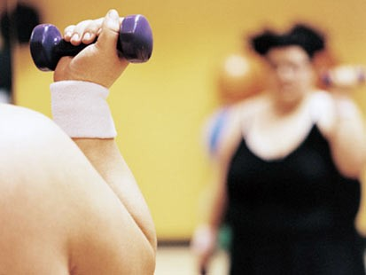 New research suggests that half of people who are overweight may actually be heart-healthy -- and many of those who are skinny may be heading for heart-related woes in the future.