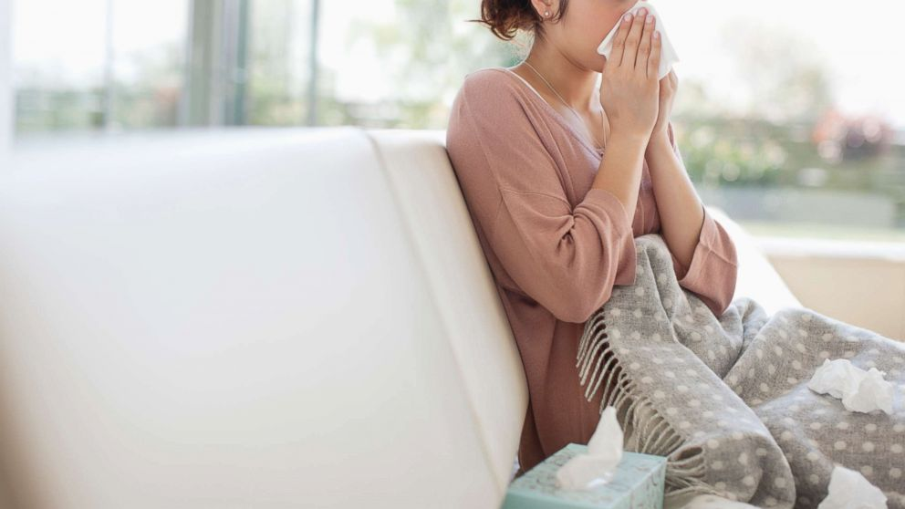Flu season off to an early start, CDC report warns