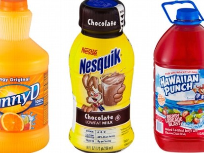 Best and Worst Drinks for Kids