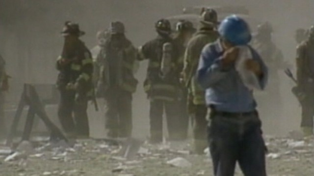 VIDEO: Compensation will now cover cancers determined to be caused by the debris from 9/11.