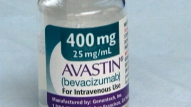 VIDEO: Counterfeit vials of the cancer drug Avastin have been distributed in the U.S.