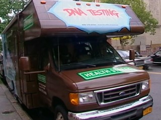 Watch: 'Who's Your Daddy?' DNA Testing on Wheels