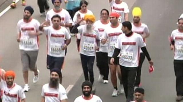 VIDEO: The Hong Kong Marathon was Fauja Singhs final race.