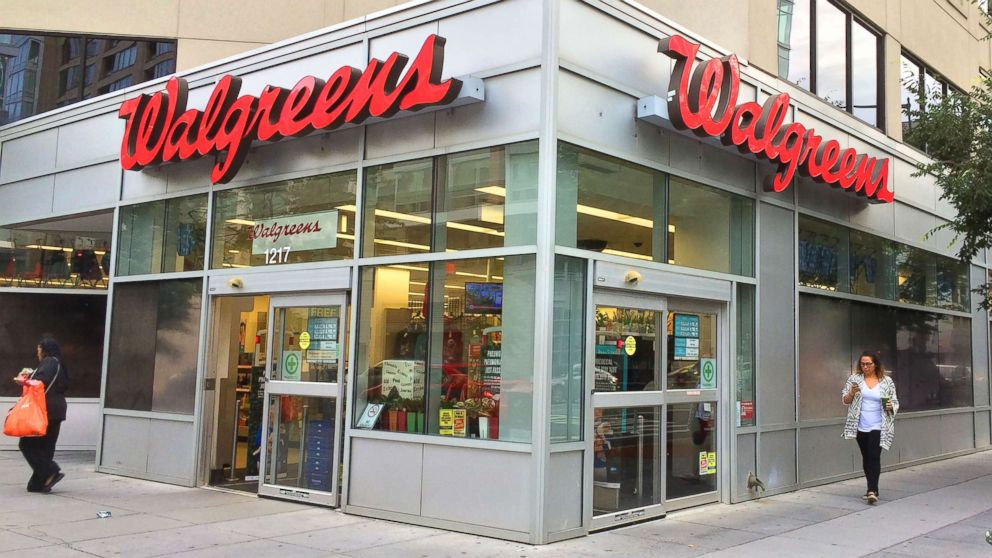 Walgreens to offer drug naloxone, which can reverse opioid overdoses