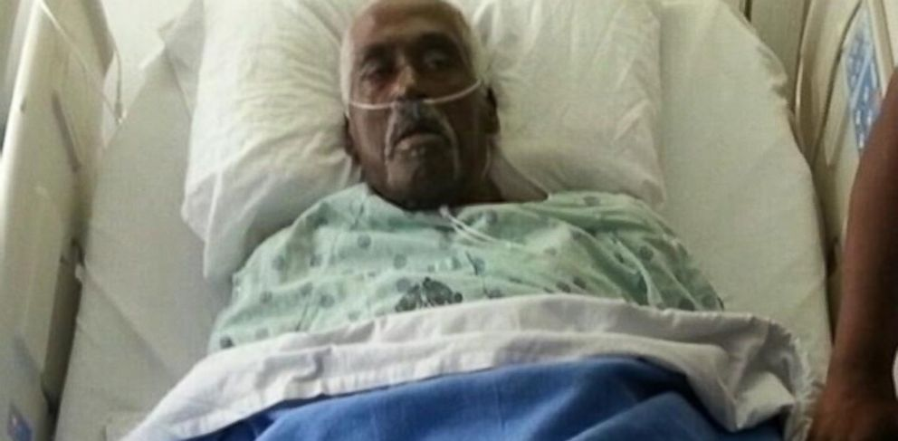 PHOTO: Walter Williams, pictured in this family handout photo provided to WAPT, woke up to find himself in a body bag.