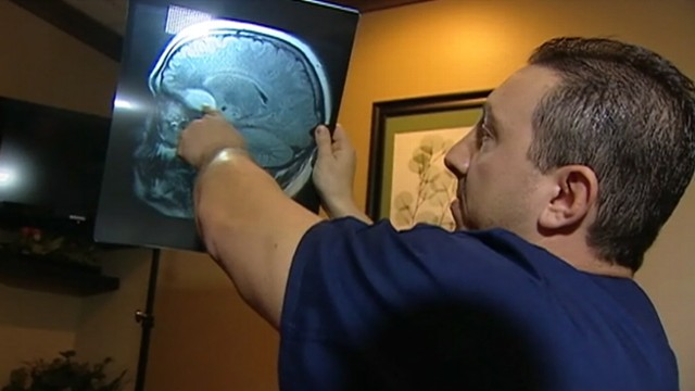 VIDEO: John Ippolitos testing of MRI software led to his friends tumor diagnosis.