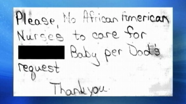 VIDEO: Lawsuit claims Hurley Medical Center fulfilled a dads request to not let black nurses care for his baby.
