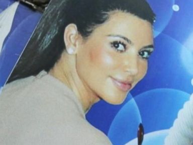 Watch: 'Unknown' Kim Kardashian Helps Sell Ice Cream in Afghanistan