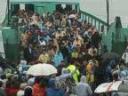 Korea Ferry Accident: Families Anxiously Wait