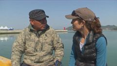 VIDEO: South Korea Ferry: Diver Describes Conditions Underwater