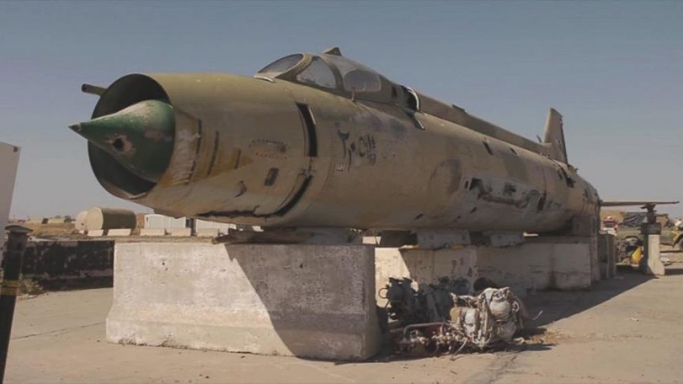 iraq news kirkuk airbase abandoned by the iraqi army as