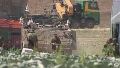 VIDEO: Israel Contemplates Ground Offensive