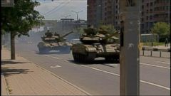 VIDEO: Ukrainian Military Fights Rebels For Control of Donetsk
