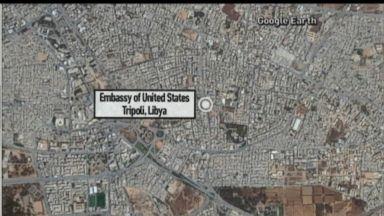 Details Of Secret Evacuation Of US Embassy In Libya Video ABC News - Us embassy abu dhabi map