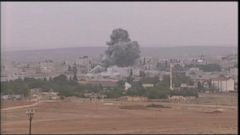 VIDEO: ISIS Advances On Strategic Syrian Town of Kobani Despite U.S. Airstrikes
