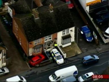 VIDEO: London Authorities Foil Alleged Terror Plot