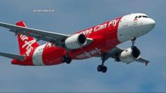 VIDEO: Search Suspended for Missing AirAsia Jet