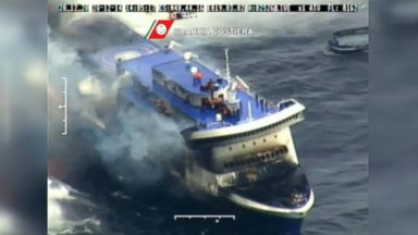 Costa Concordia Videos At ABC News Video Archive Abcnewscom