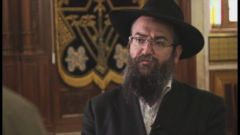 VIDEO: Ukraine Rabbi on Flyer: It Doesnt Matter For Us Who Made It