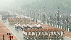 VIDEO: President Obama attends Indias Republic Day Parade.