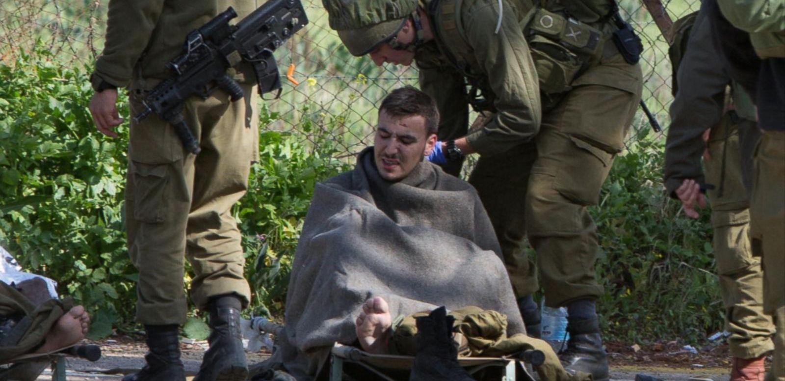 VIDEO: Deadly Strike On Israeli Army