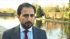 VIDEO: Sharaft Ullah Towsi met Mohammed Emwazi in England in 2001.