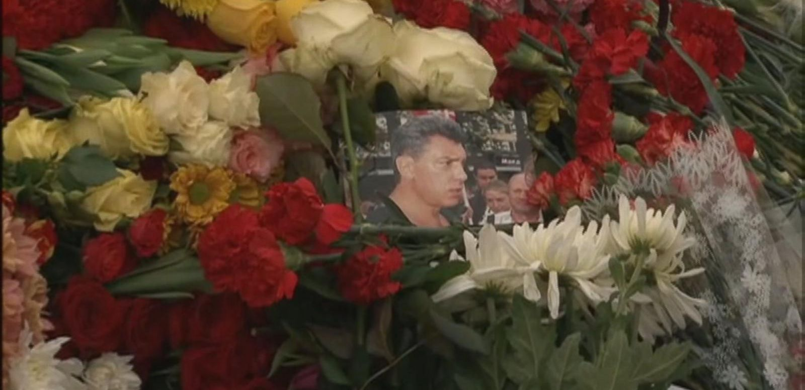 VIDEO: Boris Nemtsov Was Killed in High-Security Area