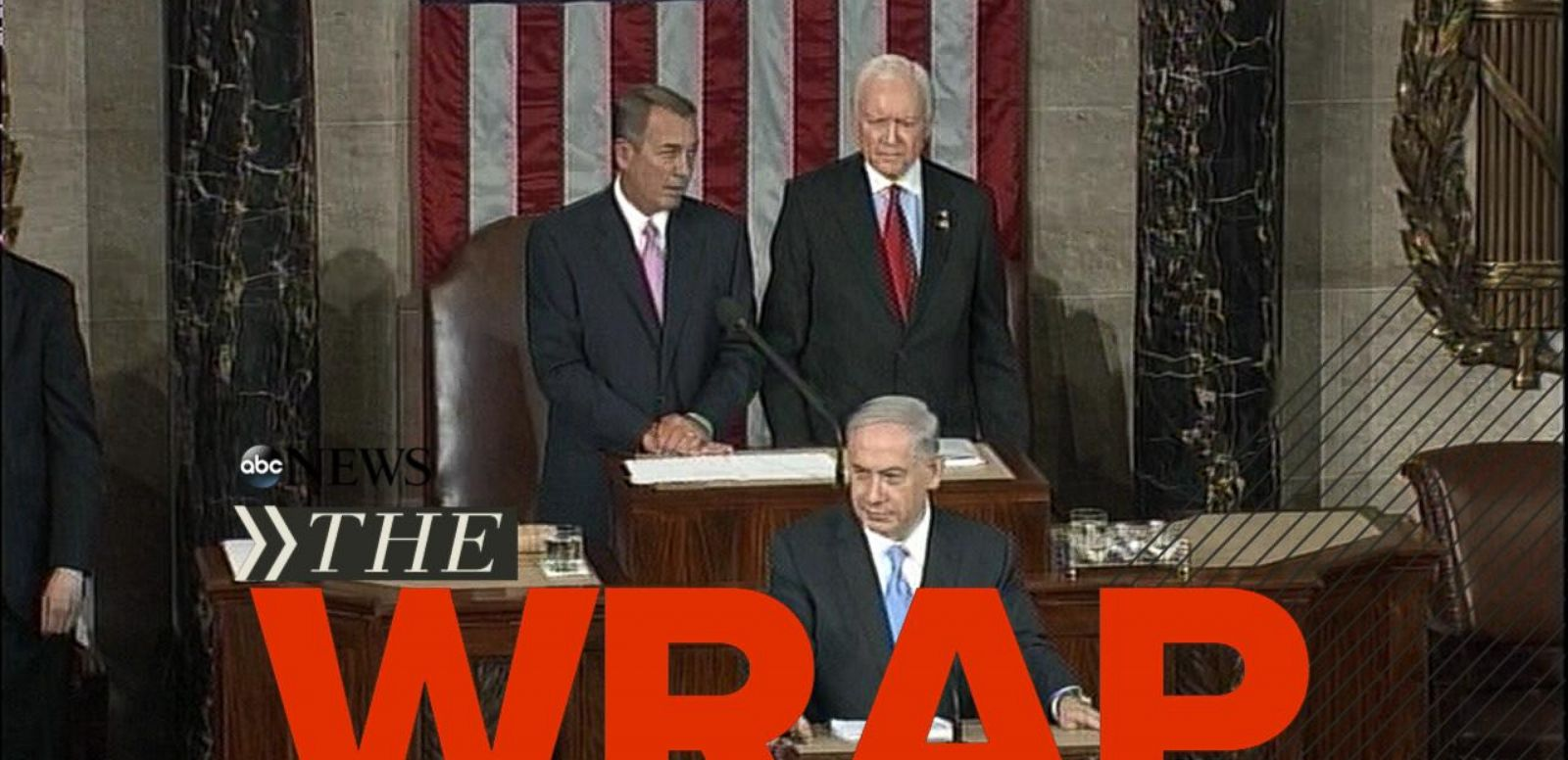 VIDEO: Israeli Prime Minister Addresses Congress; Justice Department Finds Racial Bias In Ferguson Police Department; Chile Volcano Erupts