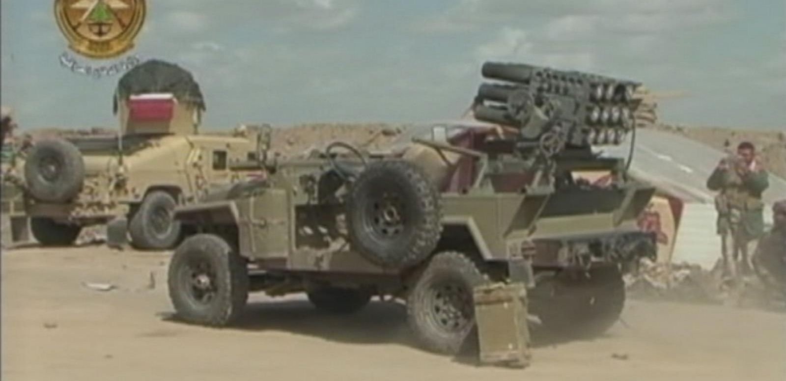 VIDEO: Iran Could Be Calling the Shots in Tikrit Offensive