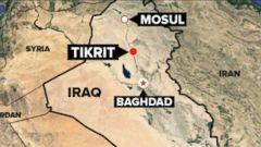 VIDEO: US Launches Airstrikes in Tikrit