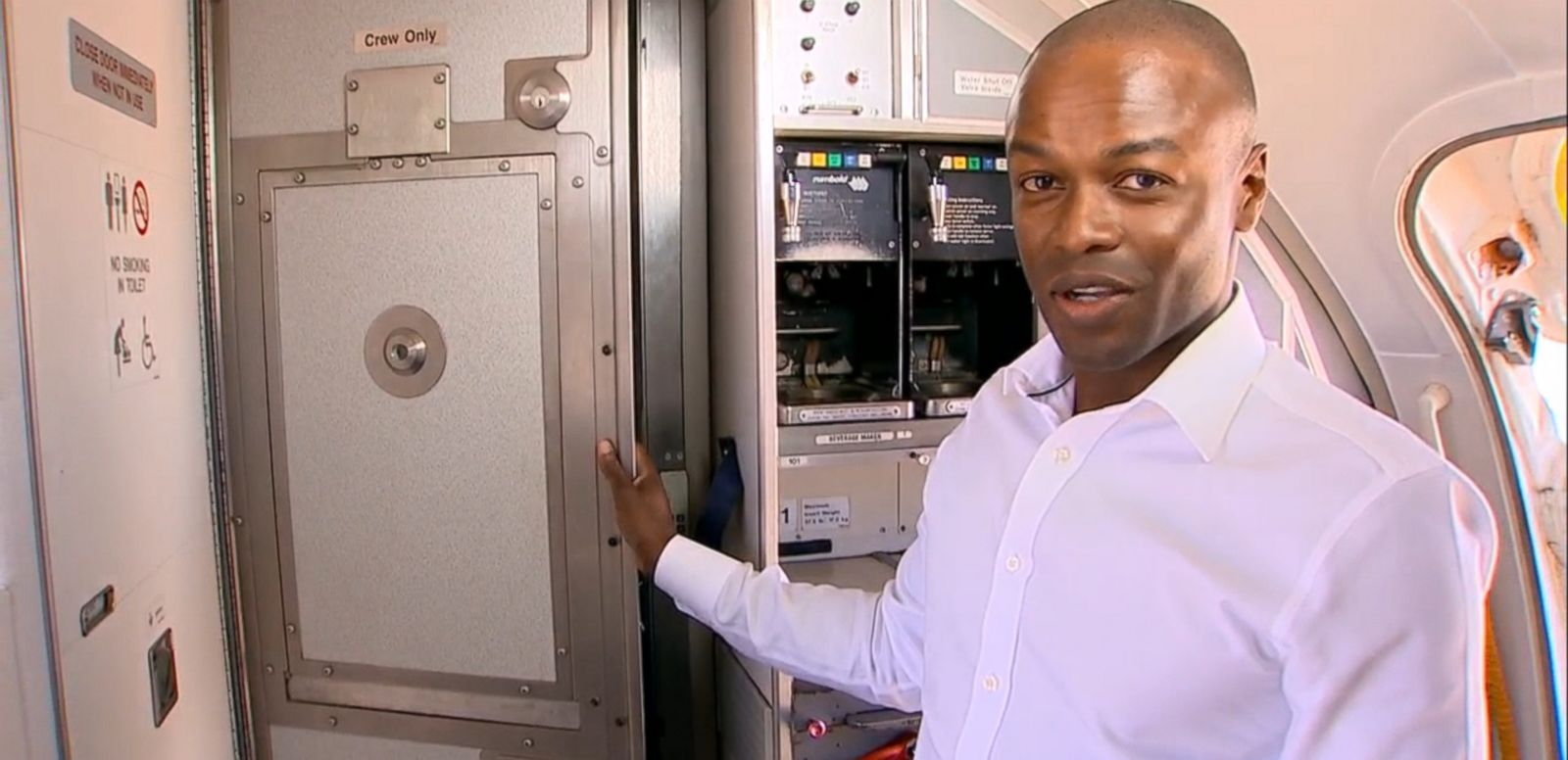 VIDEO: ABC News' Kendis Gibson visits an airplane graveyard in California to learn how Andreas Lubitz could have locked his fellow Germanwings pilot out of the cockpit, allowing him to allegedly crash the plane in the French Alps.