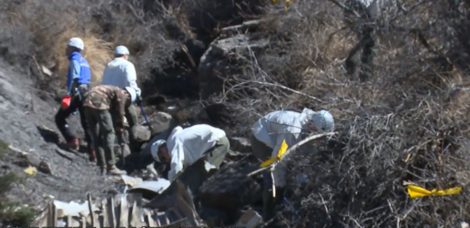 VIDEO: Investigation Into the Final Moments of Germanwings Flight