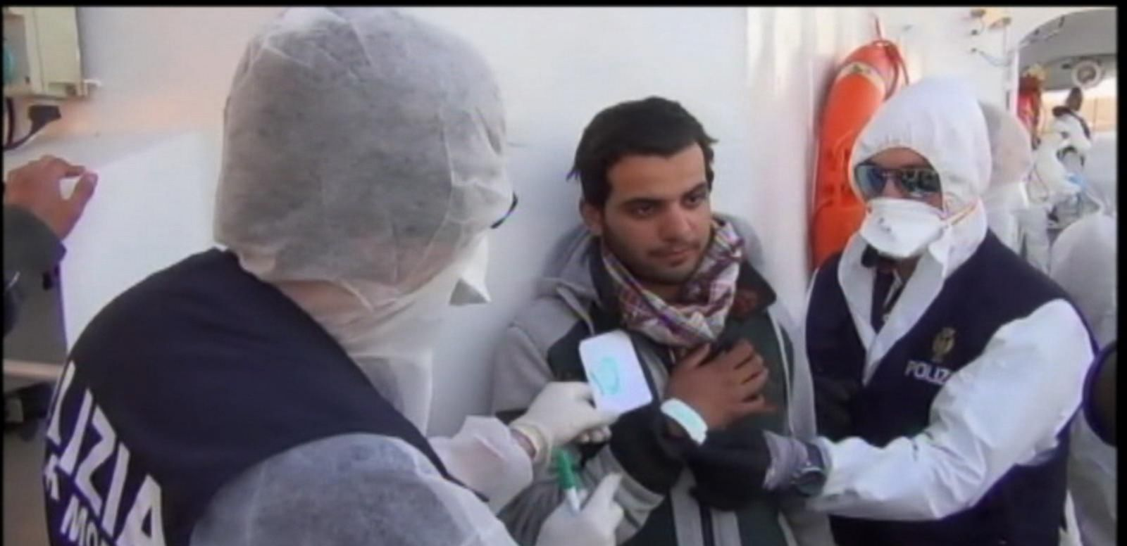 VIDEO: Search Continues After Migrant Boat Capsizes in Mediterranean Sea