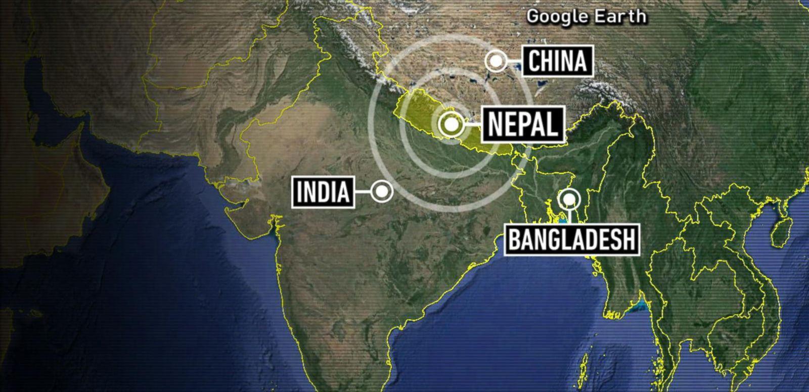 VIDEO: Devastating Aftershocks Continue in Nepal