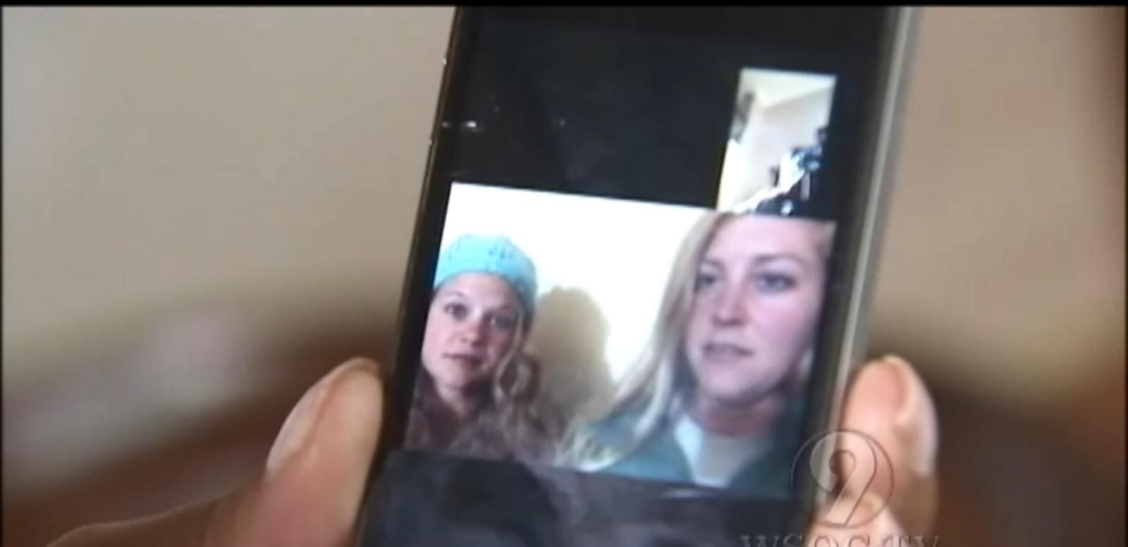 VIDEO: American in Nepal Phones Home After Earthquake
