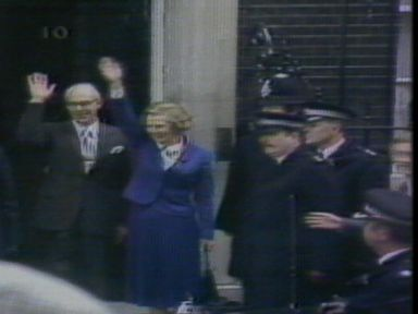 Watch:  May 4, 1979: Margaret Thatcher Becomes Prime Minister #TBT