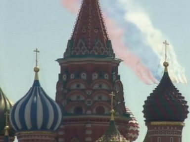 Watch:  Russia Remembers Victory Day