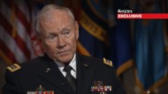 VIDEO: Martin Dempsey: China Developing Capabilities to Expand Reach In Arctic
