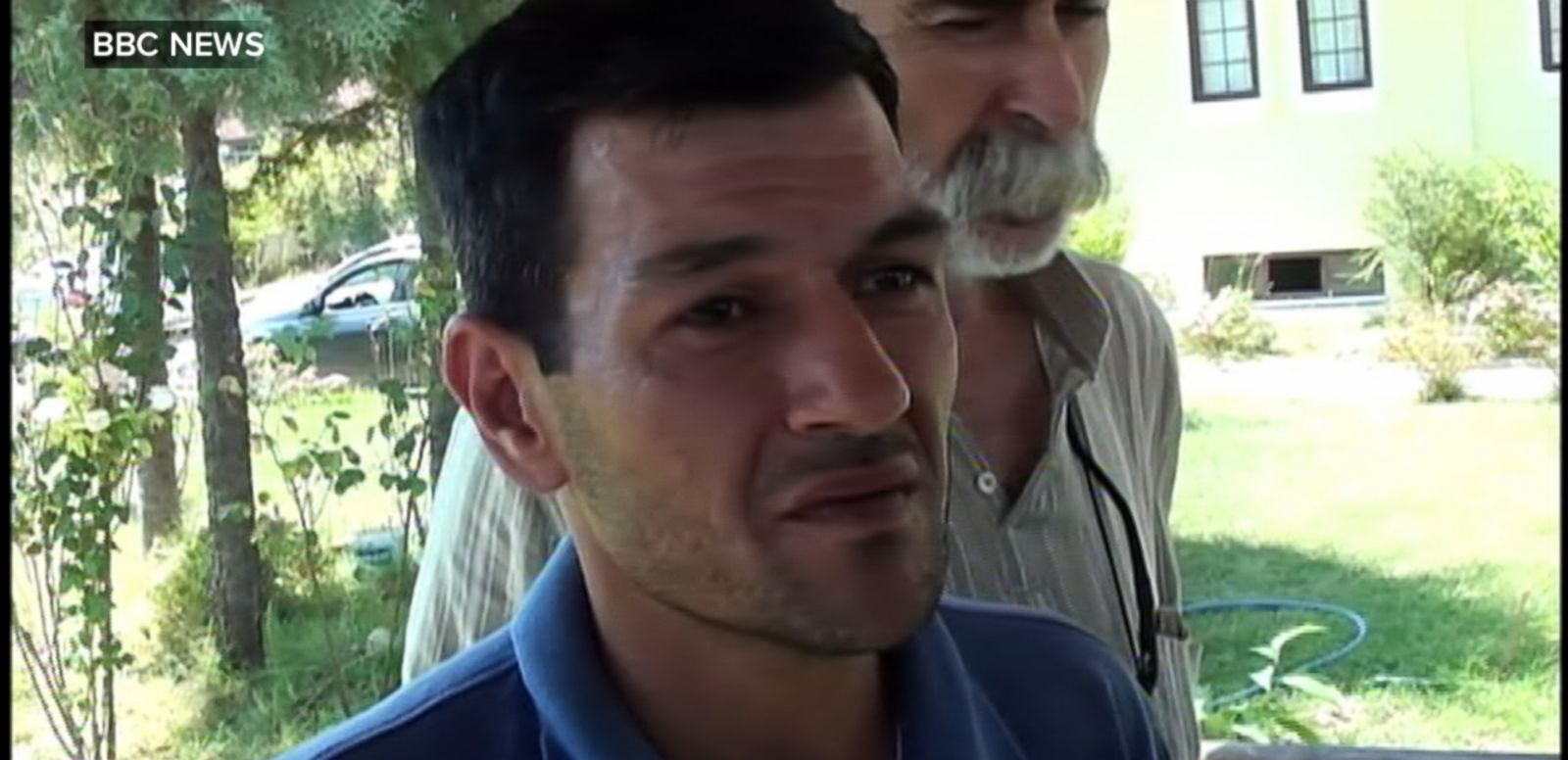 VIDEO: Abdullah Kurdi's family died after falling off an overcrowded boat headed to Turkey.