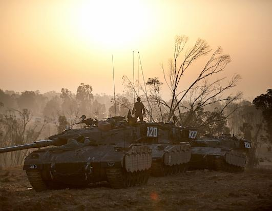 Israel-Gaza Attacks Escalate