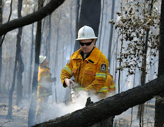 Bushfires in Australia Leave Path of Destruction