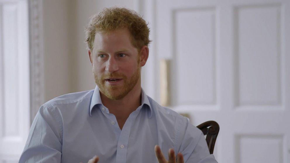 VIDEO: Prince Harry Discusses Turning to His Father for Advice