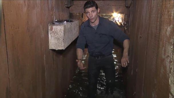 VIDEO: ABC News' Matt Gutman went inside the hidden tunnel hidden in Joaquin