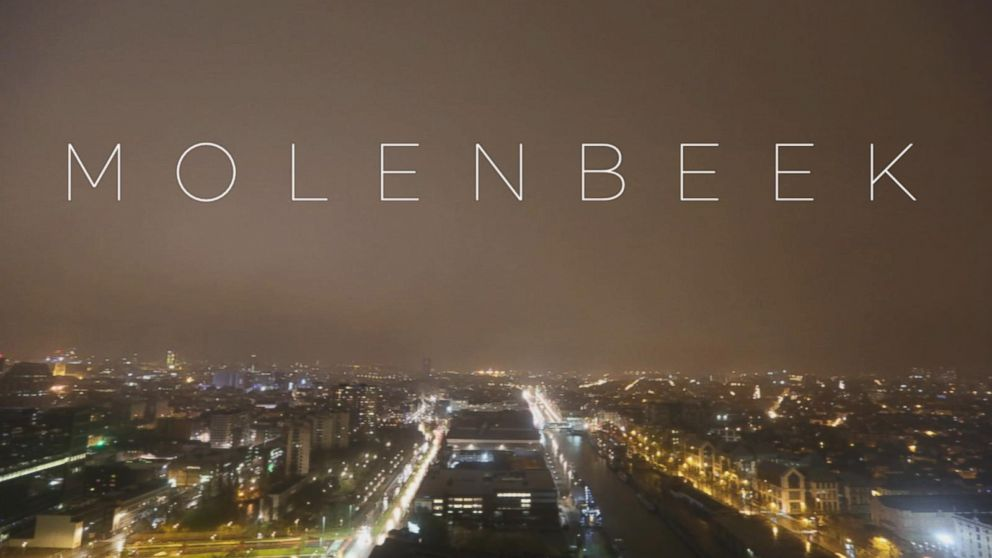 VIDEO: The people of Molenbeek describe what its like living at the center of a global manhunt.