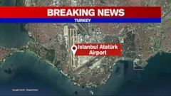 VIDEO: 10 Dead After Explosion at Istanbul Airport