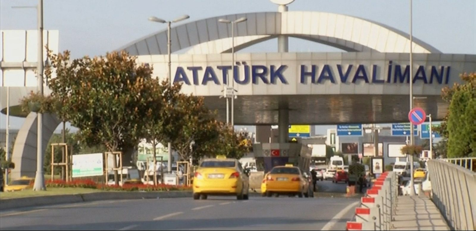 VIDEO: Turkey's Prime Minister says the airport attackers that killed dozens Tuesday night were likely connected ISIS.