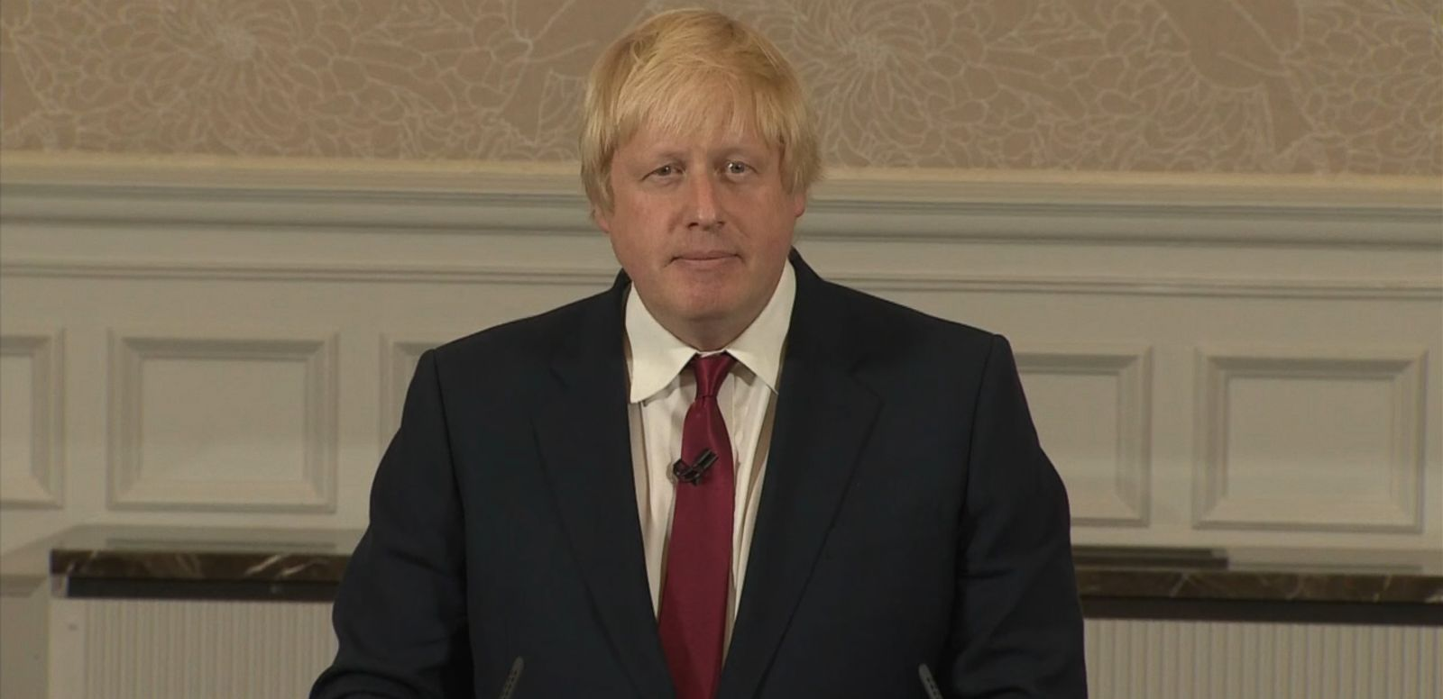 VIDEO: The battle for the United Kingdom's Conservative Party leadership has been transformed after former London Mayor Boris Johnson, who helped guide the U.K. out of the European Union, unexpectedly announced that he will not run for prime minister.