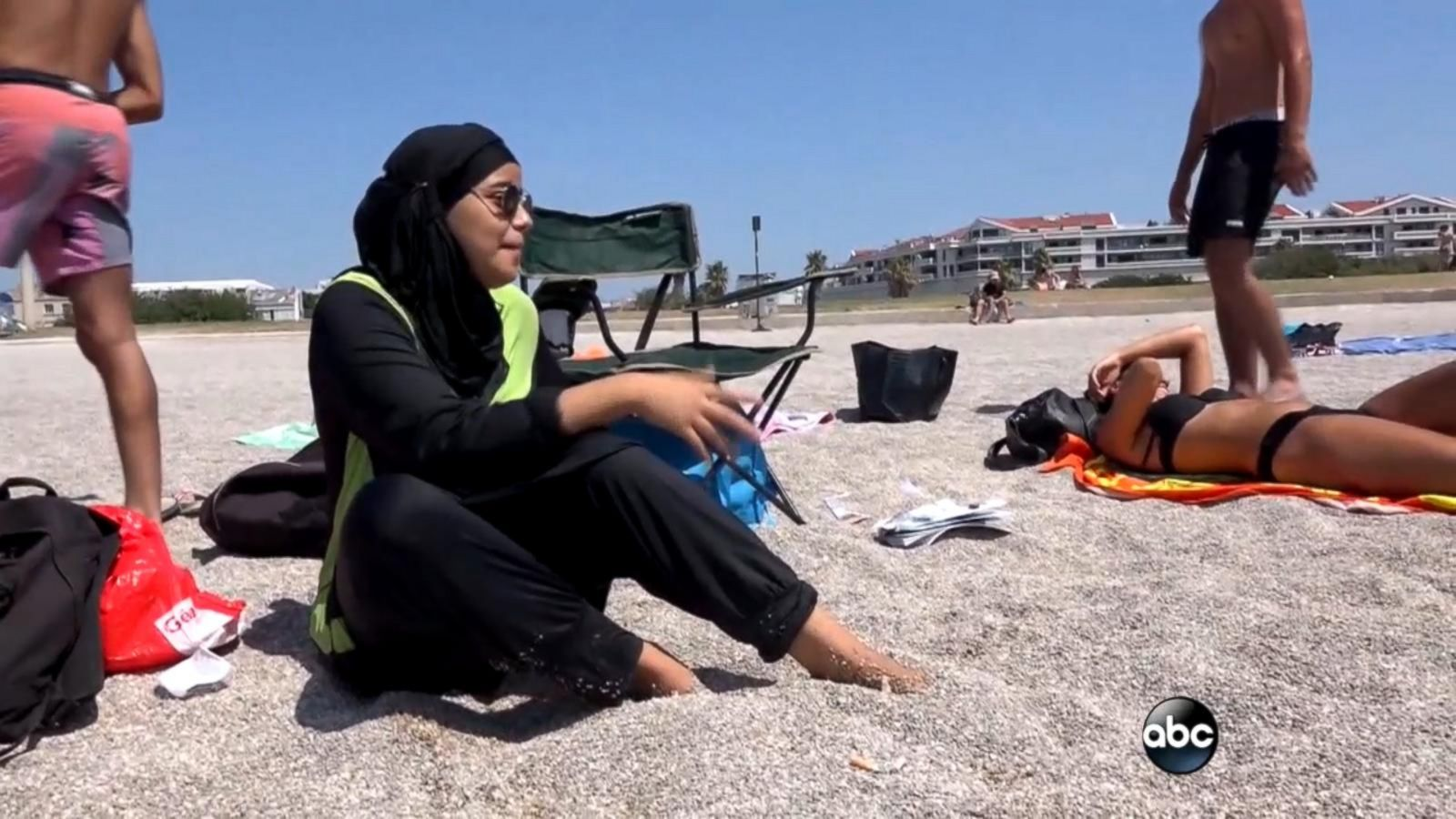 VIDEO: Burkini Bans Cause Controversy Across France