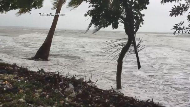 New ESl lesson plans - Hurricane Matthew Lashes Haiti, Targets Cuba, US